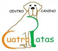 logo centro canino cuatro patas