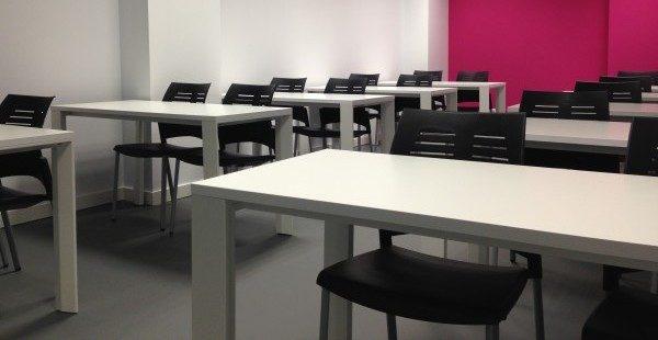 Alquilar aulas en Bilbao