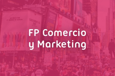 FP Comercio y Marketing