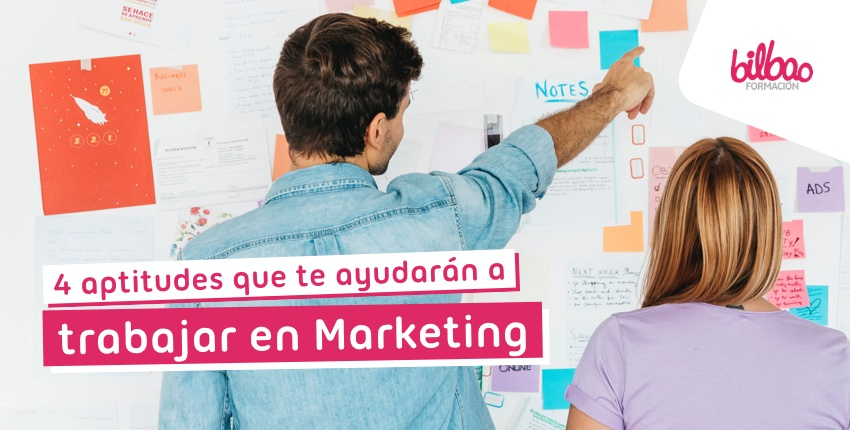 aptitudes para trabajar en marketing