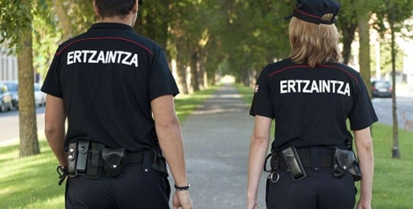 Oposiciones Ertzaina en Bilbao