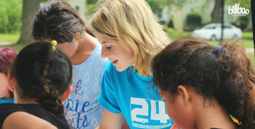 Voluntariado este verano en Bizkaia